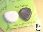 Wegen Guitar picks