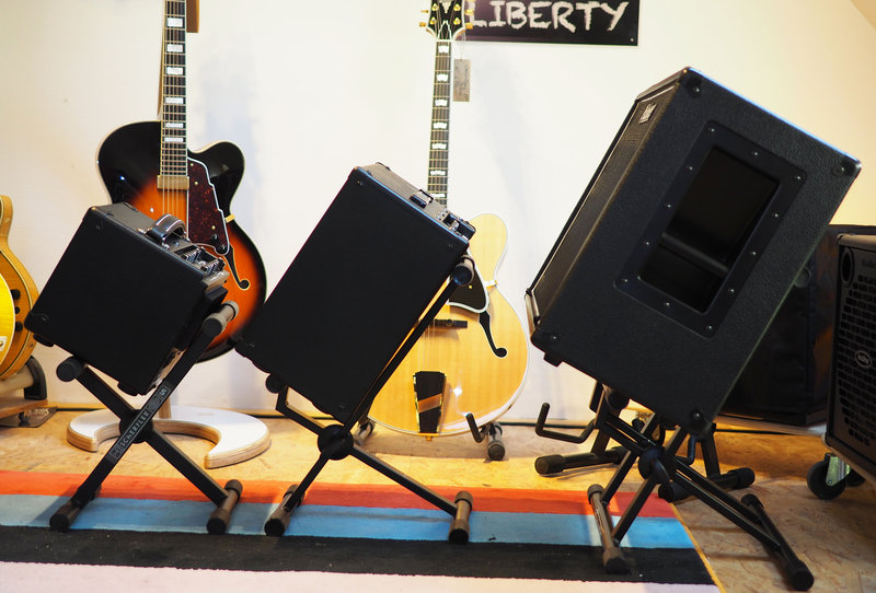 Schertler Amps Stands